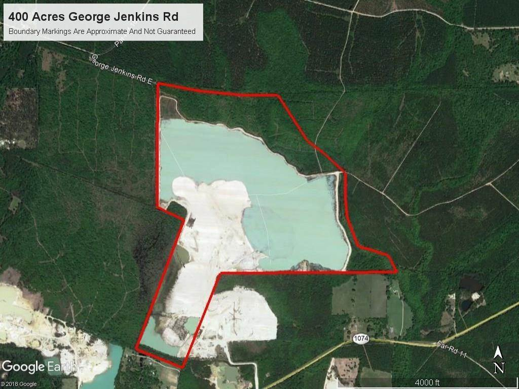 Land for Sale at GEORGE JENKINS Road Bogalusa, Louisiana 70427 United States