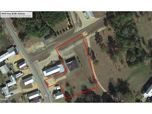 Commercial for Sale at 36022 38 Highway Mount Hermon, Louisiana 70450 United States