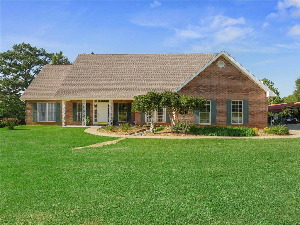 Residential for Sale at 37595 HWY. 1055 Highway Mount Hermon, Louisiana 70450 United States