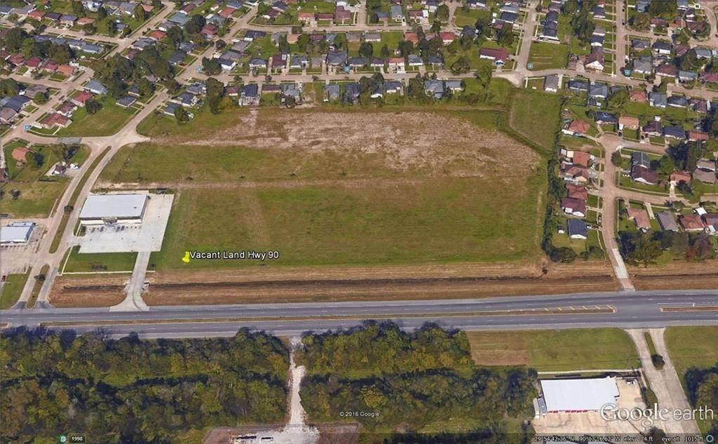 Land for Sale at W HIGHWAY 90 Highway Avondale, Louisiana 70094 United States