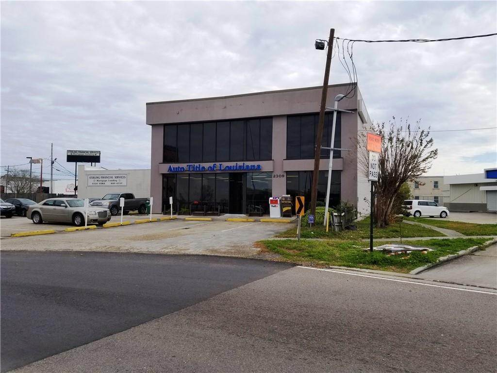 Comercial en 2309 CLEARVIEW Parkway Metairie, Louisiana 70001 Estados Unidos