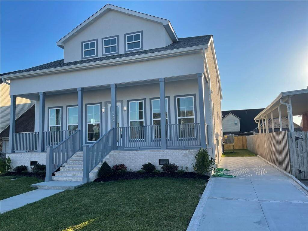 Residential for Sale at 4500 ANAIS Street Meraux, Louisiana 70075 United States