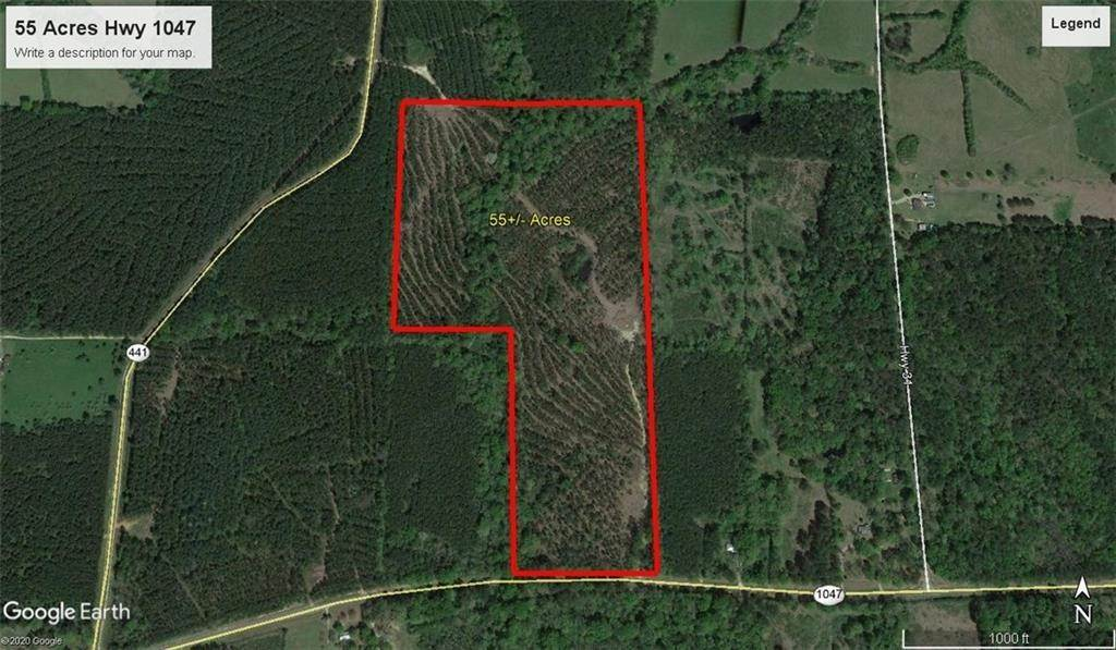Land for Sale at HWY 1047 Highway Greensburg, Louisiana 70441 United States