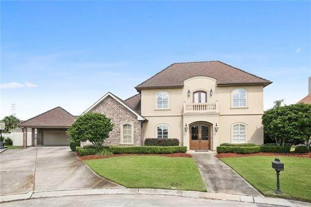 Residential for Sale at 1751 SHERBROOKE Lane Harvey, Louisiana 70058 United States
