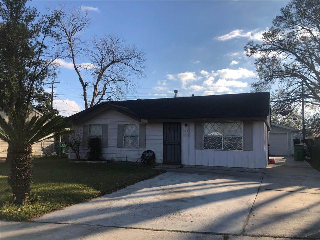 Residential for Sale at 137 CARMEN Drive Avondale, Louisiana 70094 United States