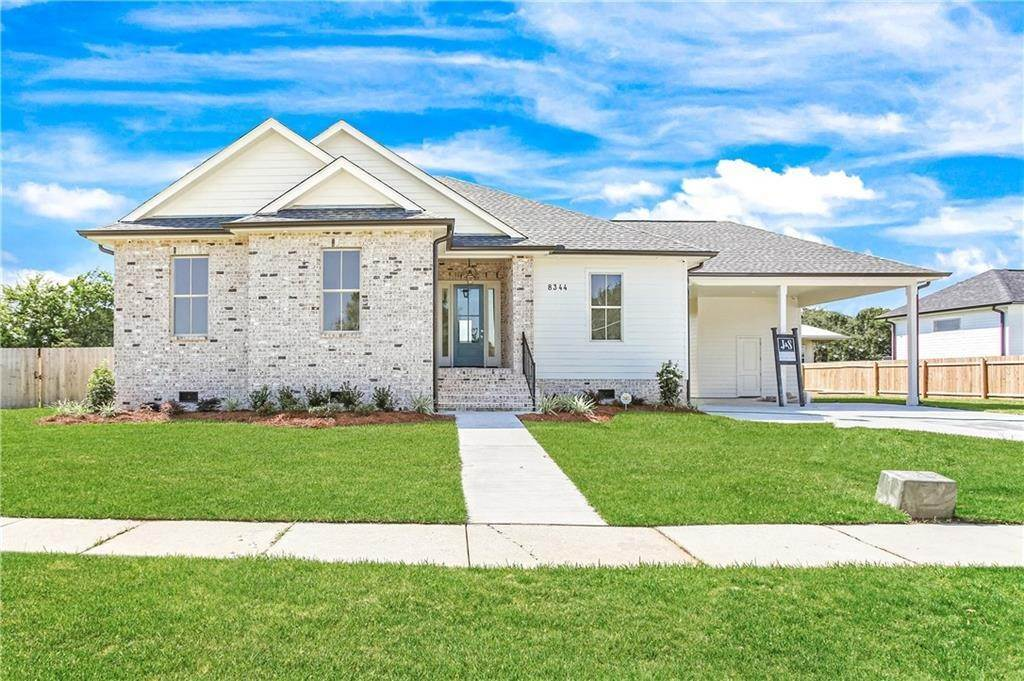 Residential for Sale at 8344 PRINCE Drive Chalmette, Louisiana 70043 United States