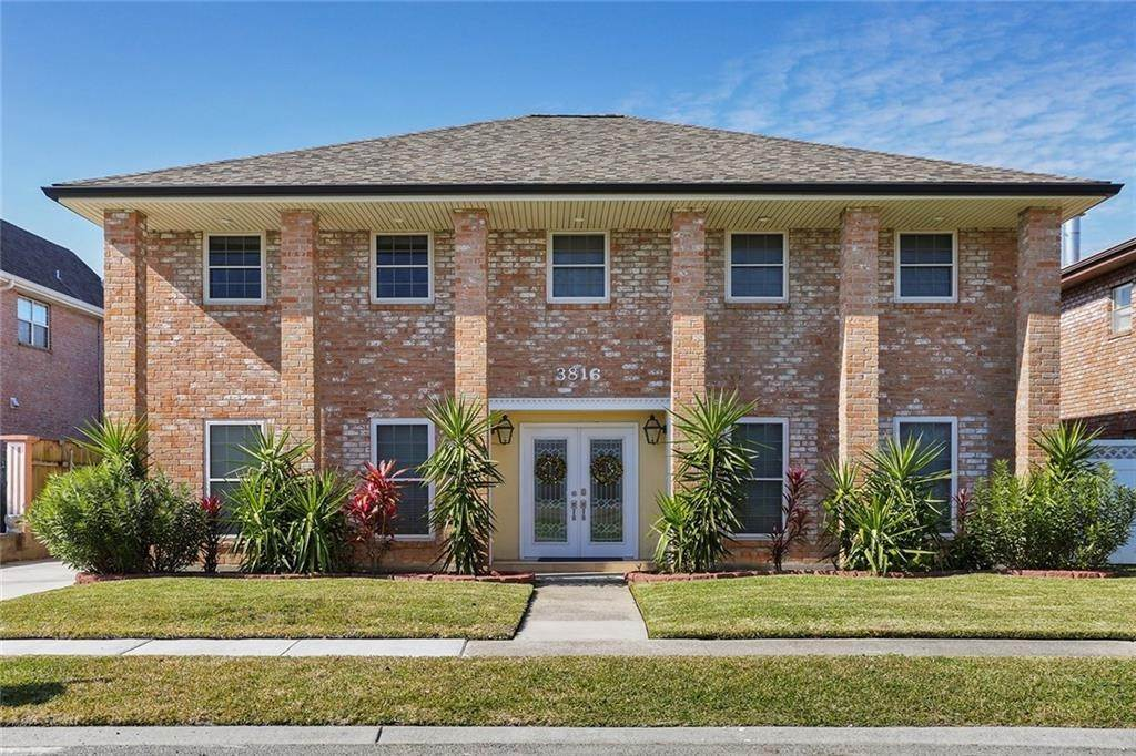 Residential for Sale at 3816 JEAN LAFITTE Park Chalmette, Louisiana 70043 United States