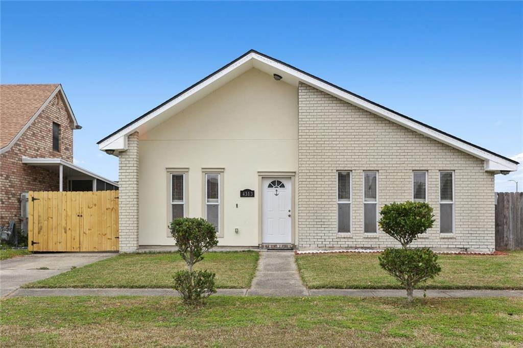 Residential for Sale at 4313 E GENIE Street Meraux, Louisiana 70075 United States