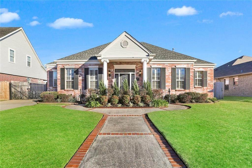 Residential for Sale at 2313 S ETIENNE Drive Meraux, Louisiana 70075 United States