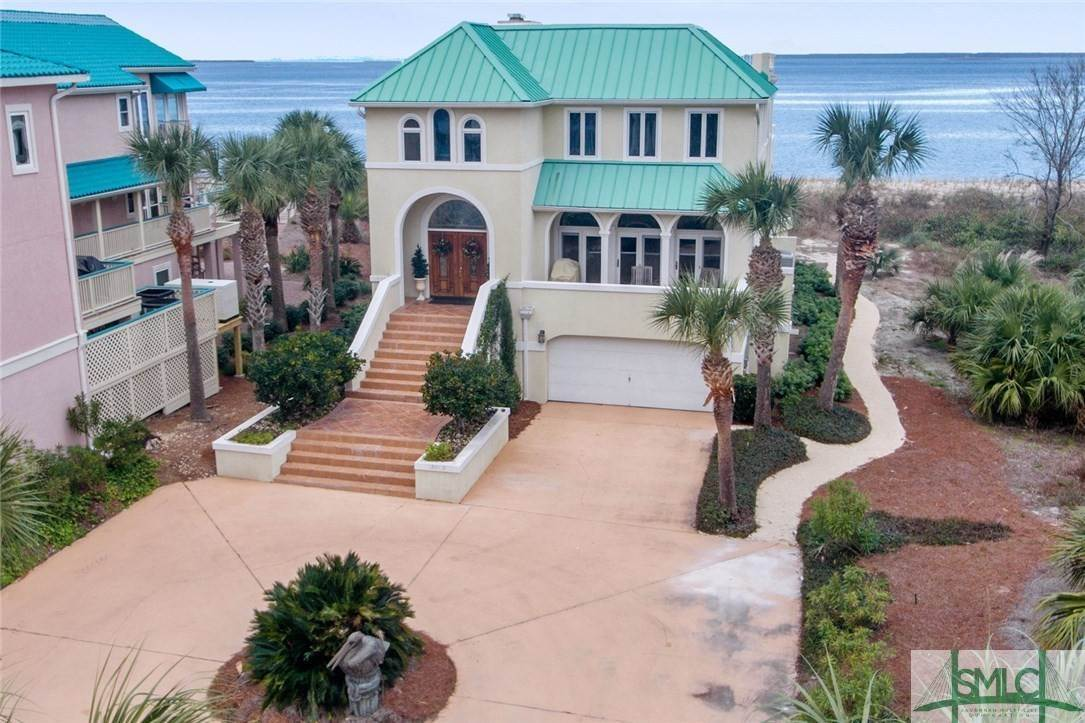 Residential for Sale at 1201 B Bay Street 1201 B Bay Street Tybee Island, Georgia 31328 United States