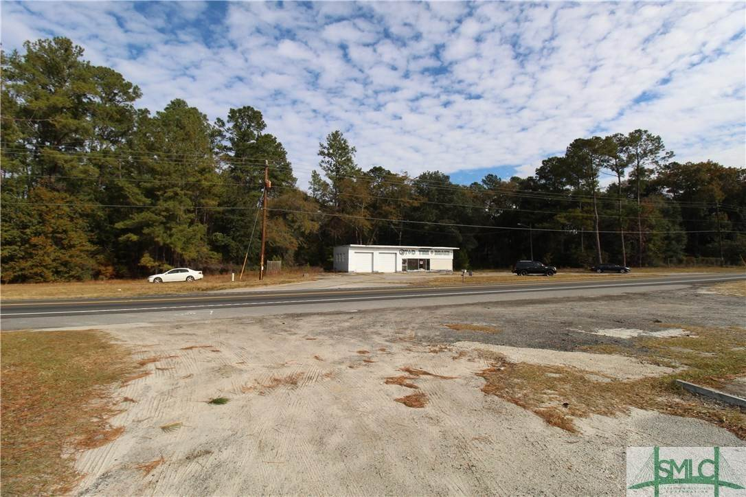 Commercial for Sale at 4809 E 80 Highway Ellabell, Georgia 31308 United States