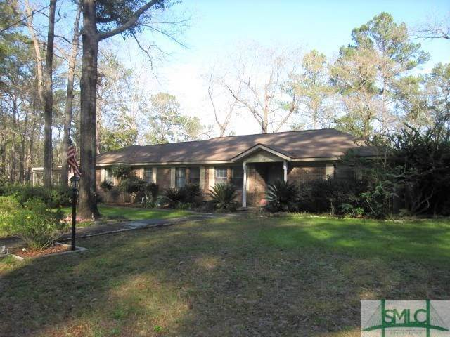 Residential for Sale at 997 Old Augusta Road S Rincon, Georgia 31326 United States