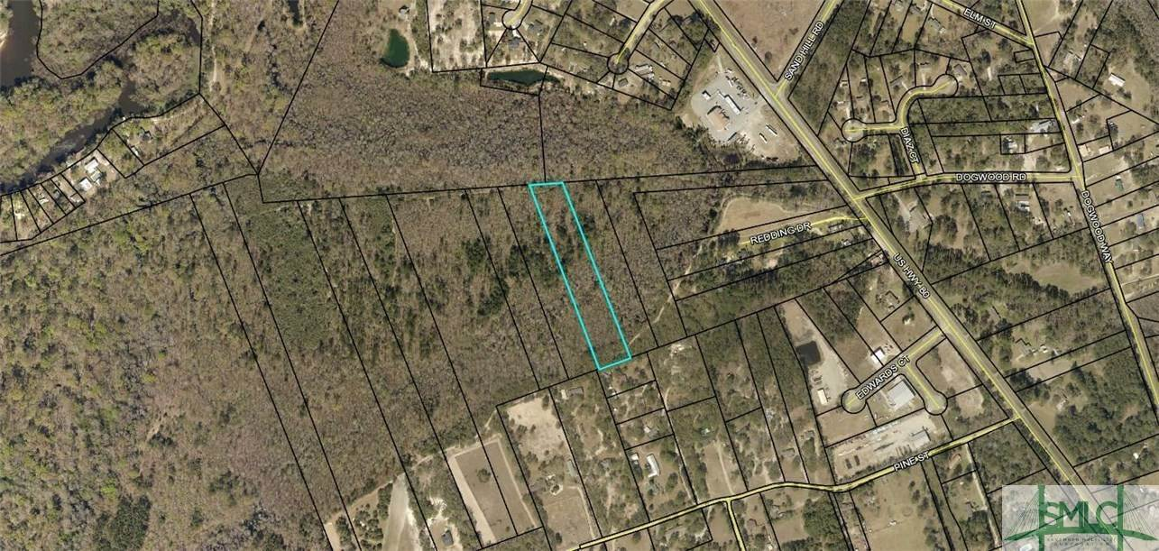 Land for Sale at Redding Drive Eden, Georgia 31307 United States