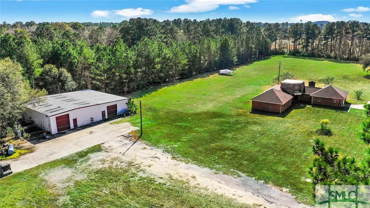 Residential for Sale at 12404 Highway 280 Highway E 12404 Highway 280 Highway E Ellabell, Georgia 31308 United States