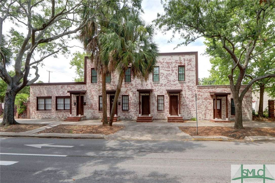 Residential Income for Sale at 510 E Liberty Street Savannah, Georgia 31401 United States