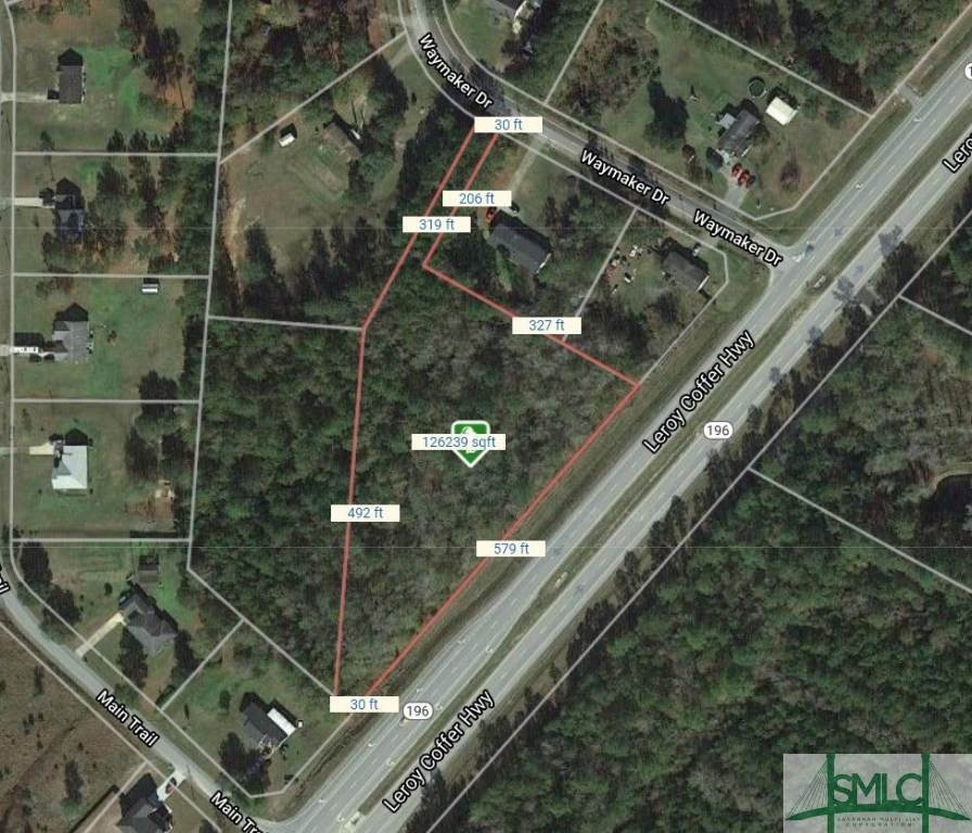 Land for Sale at 0 Highway 196 / Waymaker Drive 0 Highway 196 / Waymaker Drive Midway, Georgia 31320 United States