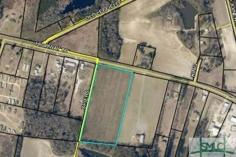 Land for Sale at Hwy 80 Highway E Ellabell, Georgia 31308 United States