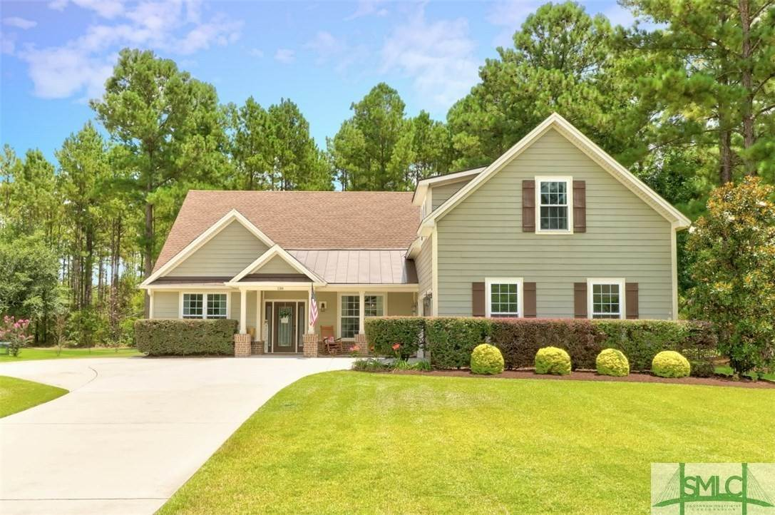 Residential for Sale at 138 Ruby Trail Guyton, Georgia 31312 United States