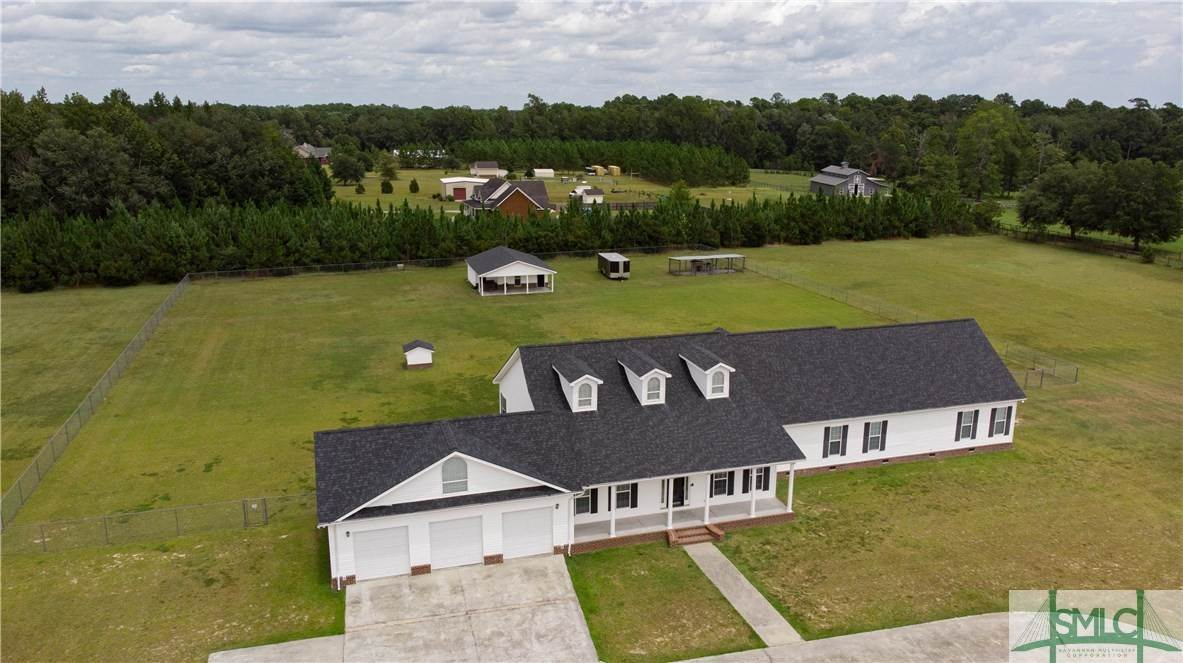 Residential for Sale at 1626 Arcola Road Pembroke, Georgia 31321 United States