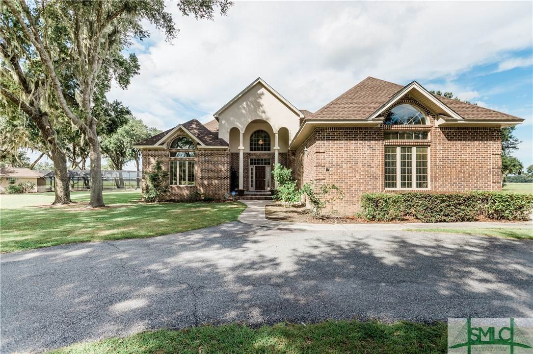 Residential for Sale at 3917 Harris Neck Road Townsend, Georgia 31331 United States