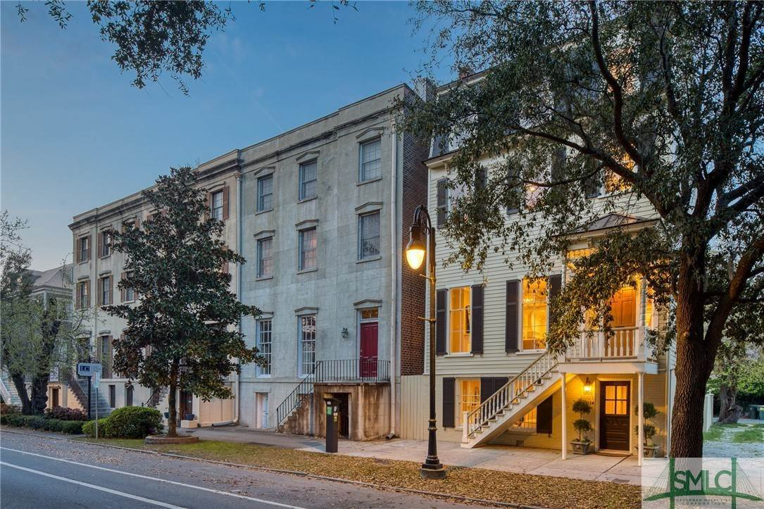 Residential for Sale at 114 W Liberty Street 114 W Liberty Street Savannah, Georgia 31401 United States