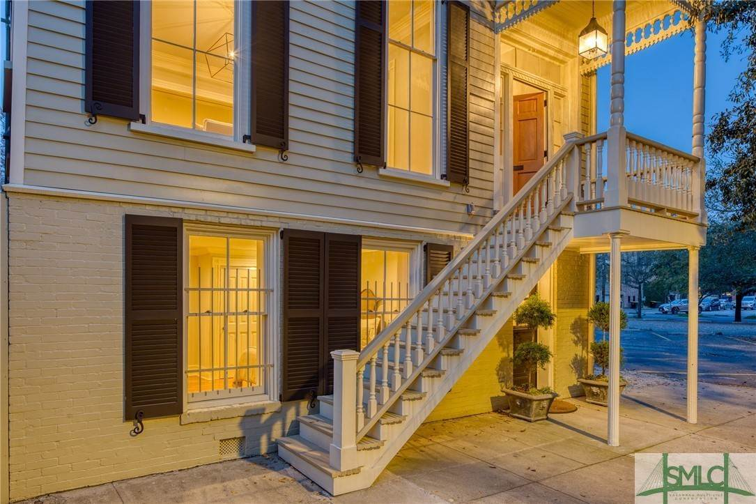 3. Residential for Sale at 114 W Liberty Street 114 W Liberty Street Savannah, Georgia 31401 United States