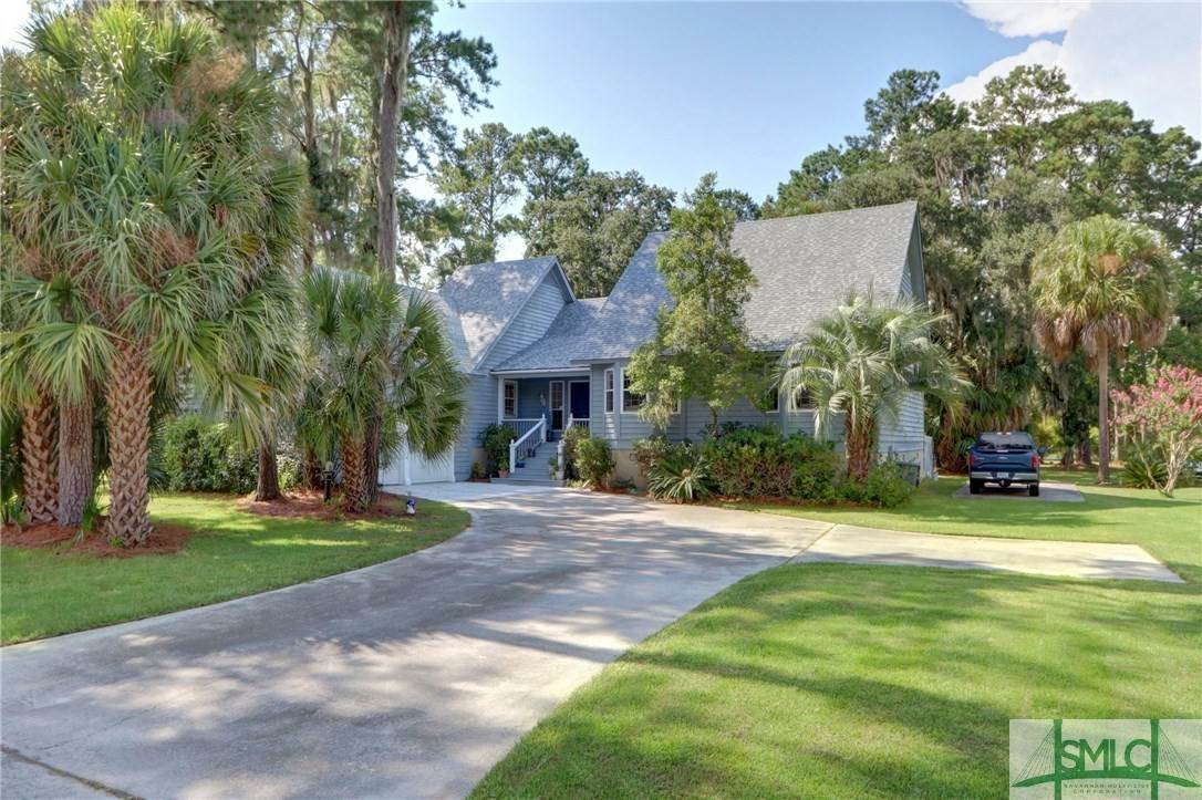 Residential for Sale at 2 Meriweather Drive Savannah, Georgia 31406 United States