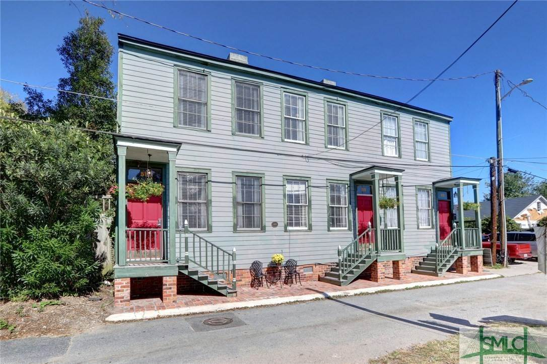 Residential Income for Sale at 516-520 Macon Street Savannah, Georgia 31401 United States