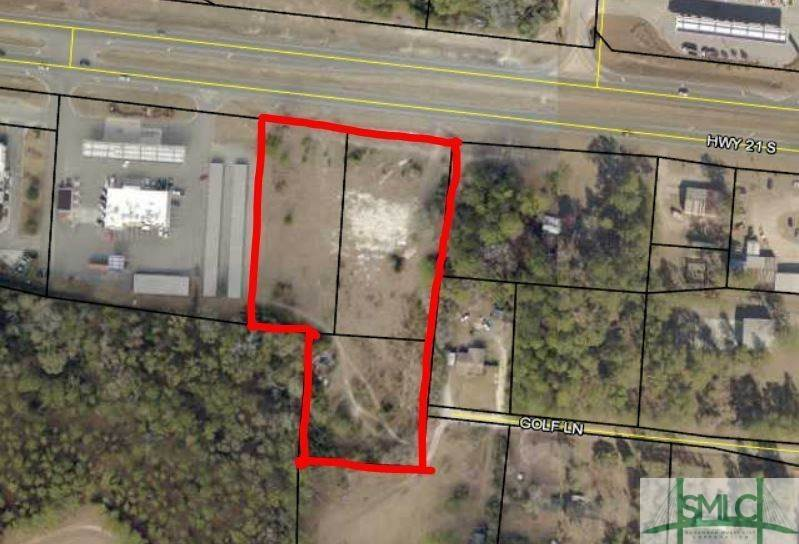 Commercial for Sale at Hwy 21 S Highway Springfield, Georgia 31329 United States