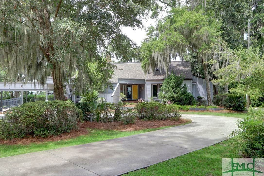 Residential for Sale at 1122 Wilmington Island Road 1122 Wilmington Island Road Savannah, Georgia 31410 United States