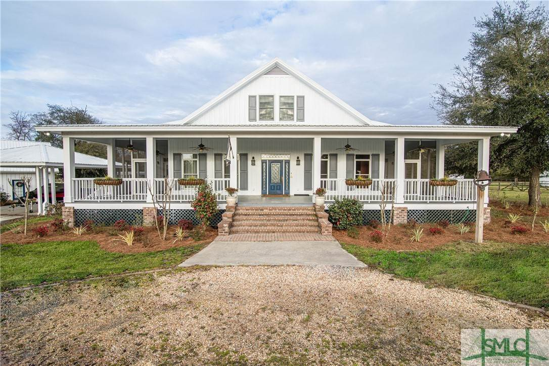 Residential for Sale at 1600 Arcola Road Pembroke, Georgia 31321 United States