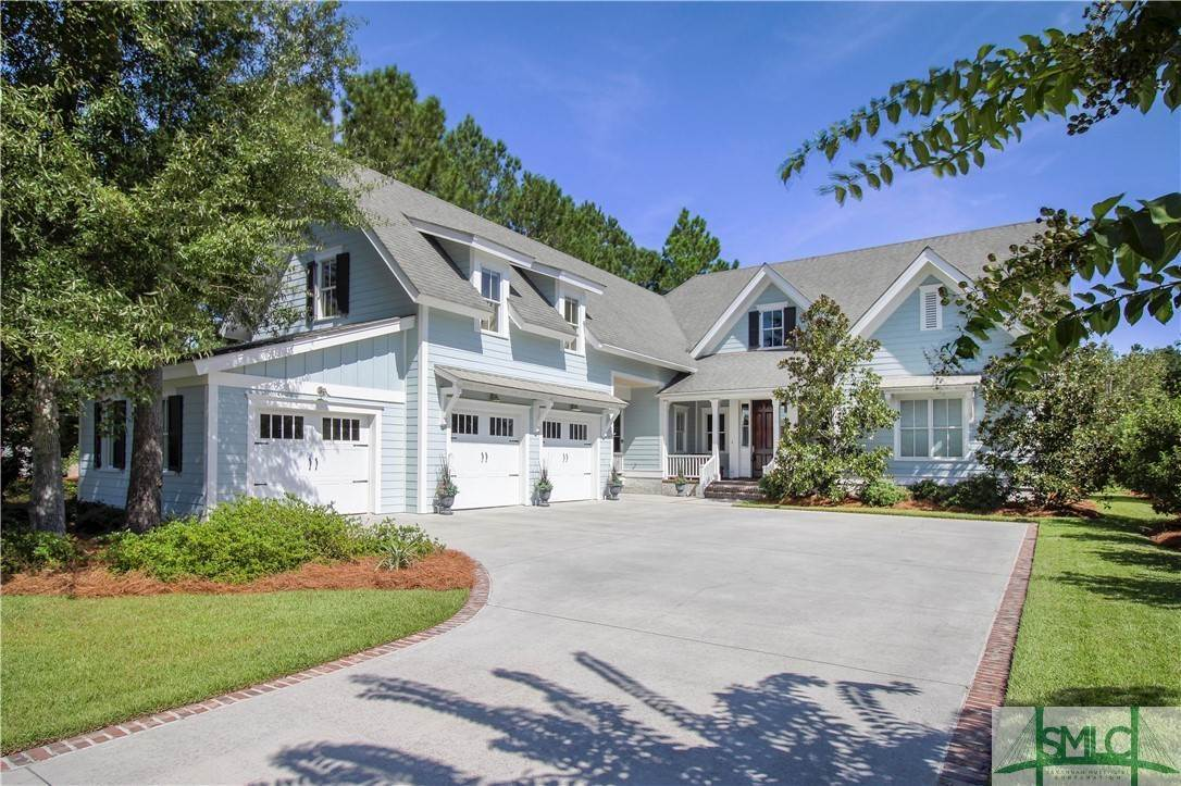 Residential for Sale at 222 Spanton Crescent 222 Spanton Crescent Pooler, Georgia 31322 United States