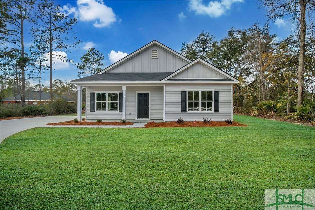 Residential for Sale at 133 Harry Hagan Road Pembroke, Georgia 31321 United States