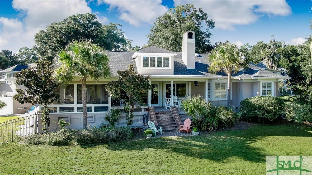 Residential for Sale at 119 Winterberry Drive Savannah, Georgia 31406 United States