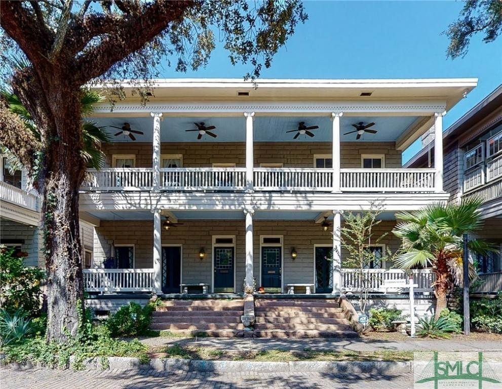 Residential for Sale at 116 W 38th Street Savannah, Georgia 31401 United States