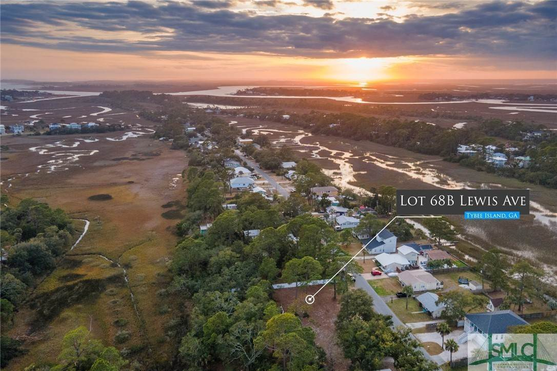 Land for Sale at 68B Lewis Avenue Tybee Island, Georgia 31328 United States