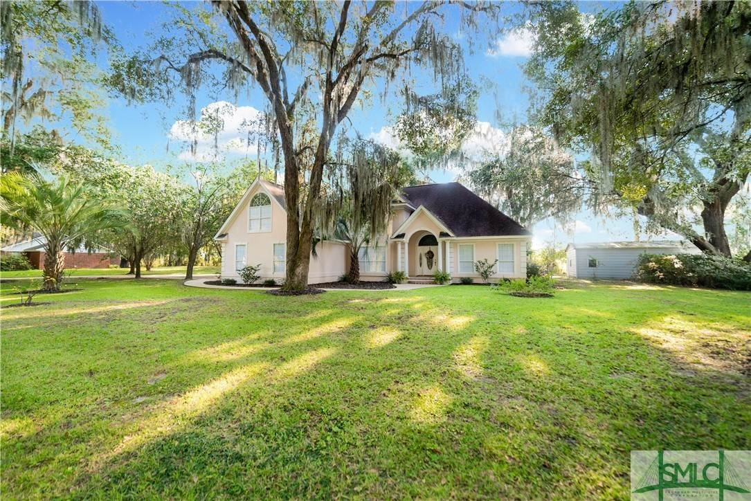 Residential for Sale at 970 Oak Creek Road Riceboro, Georgia 31323 United States