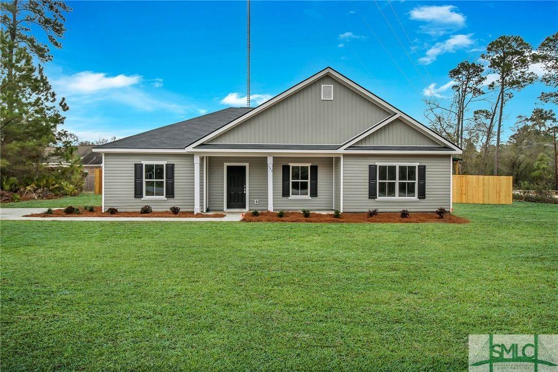Residential for Sale at 522 Ash Branch Road Pembroke, Georgia 31321 United States