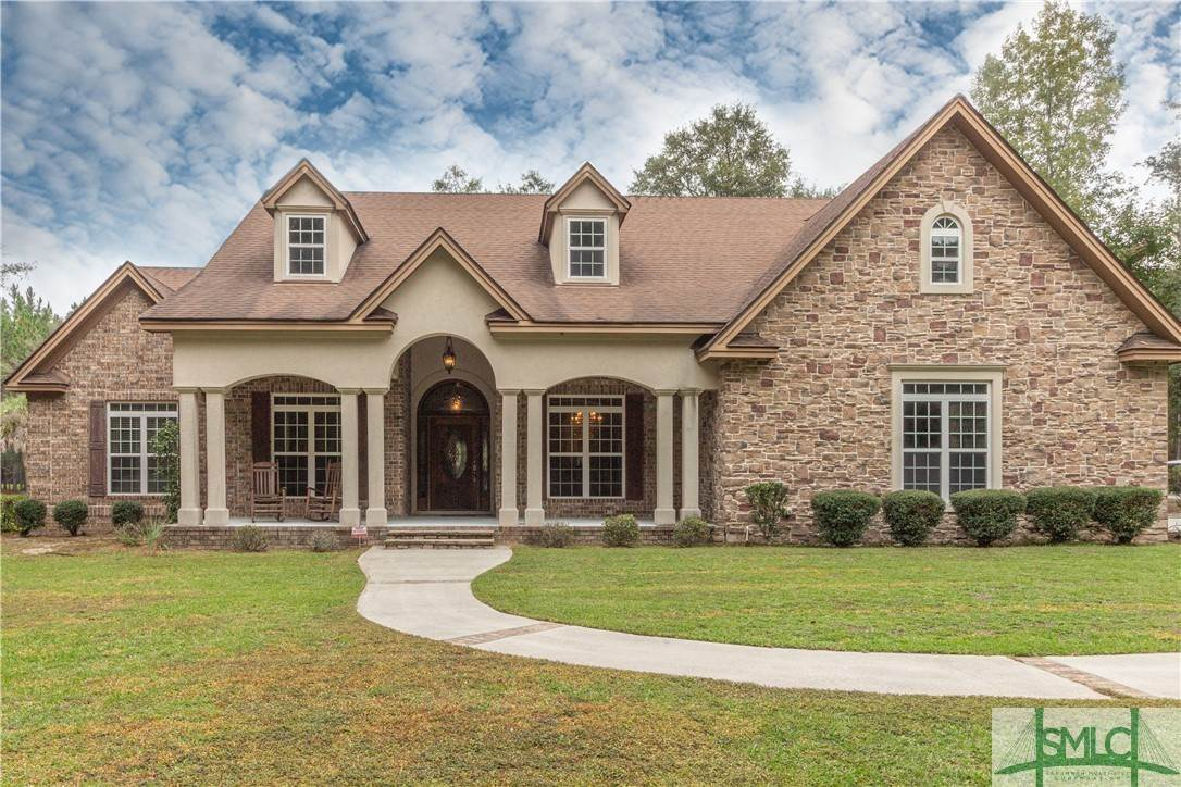 Residential for Sale at 2371 Wilma Edwards Road Ellabell, Georgia 31308 United States