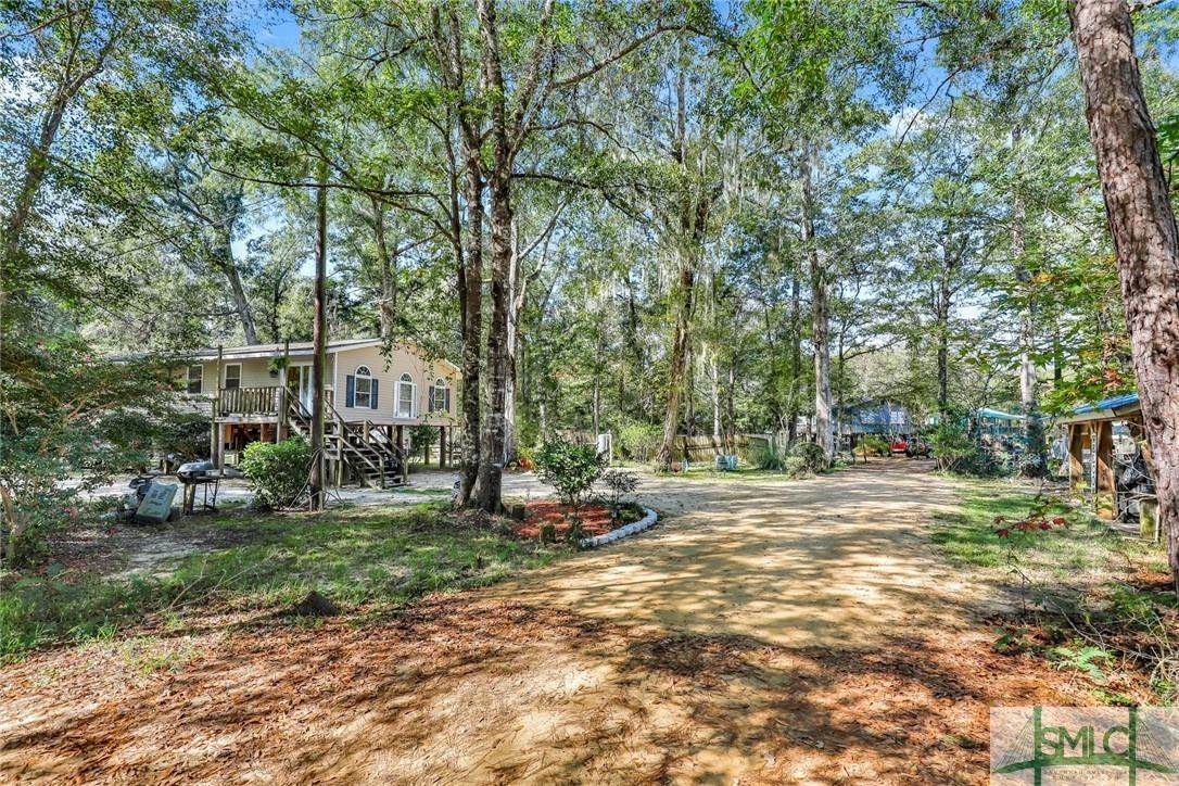 Residential for Sale at 601 Rose Road Eden, Georgia 31307 United States