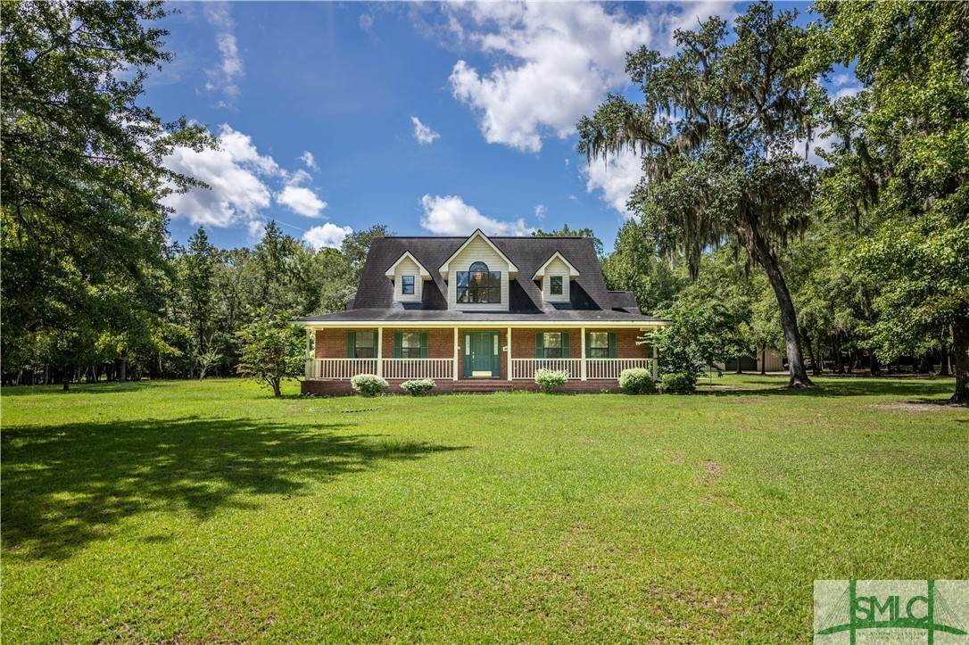 Residential for Sale at 110 Earl Lain Road Guyton, Georgia 31312 United States