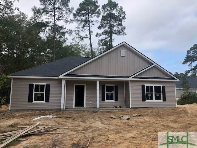 Residential for Sale at 39 Harry Hagan Road Pembroke, Georgia 31321 United States