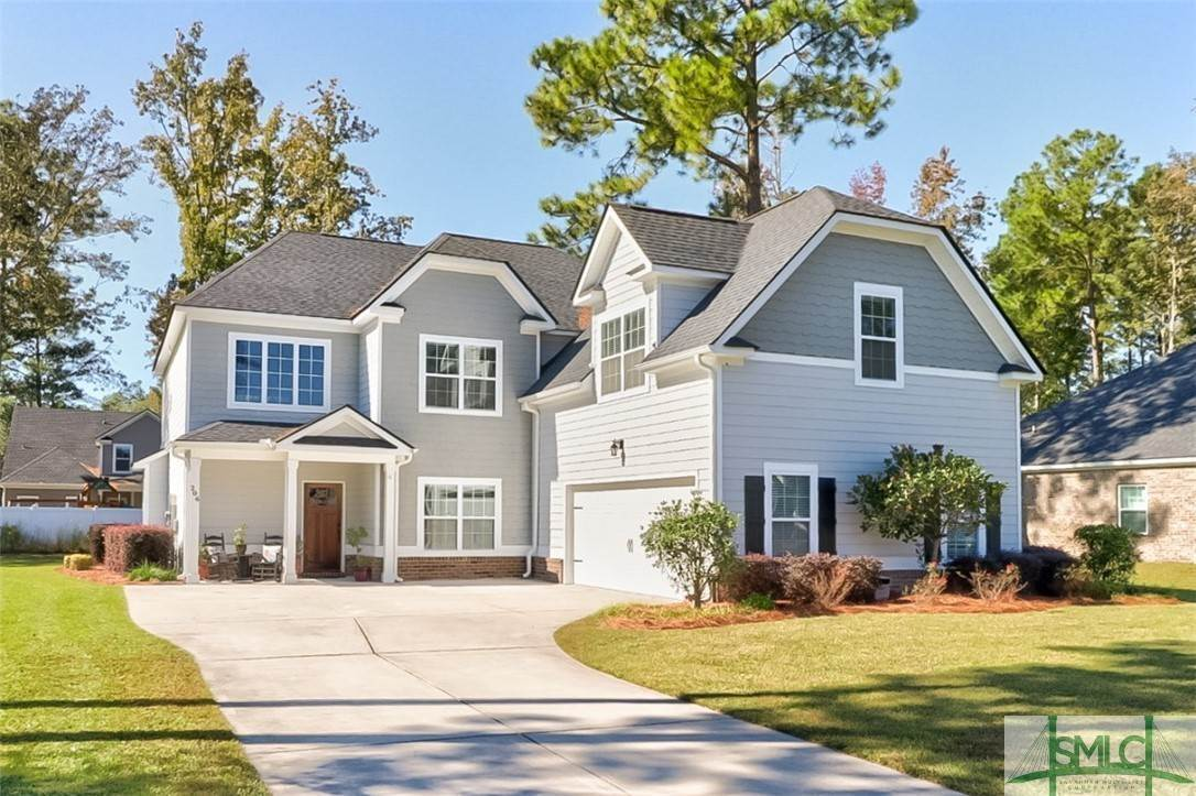 Residential for Sale at 206 Blandford Way Rincon, Georgia 31326 United States