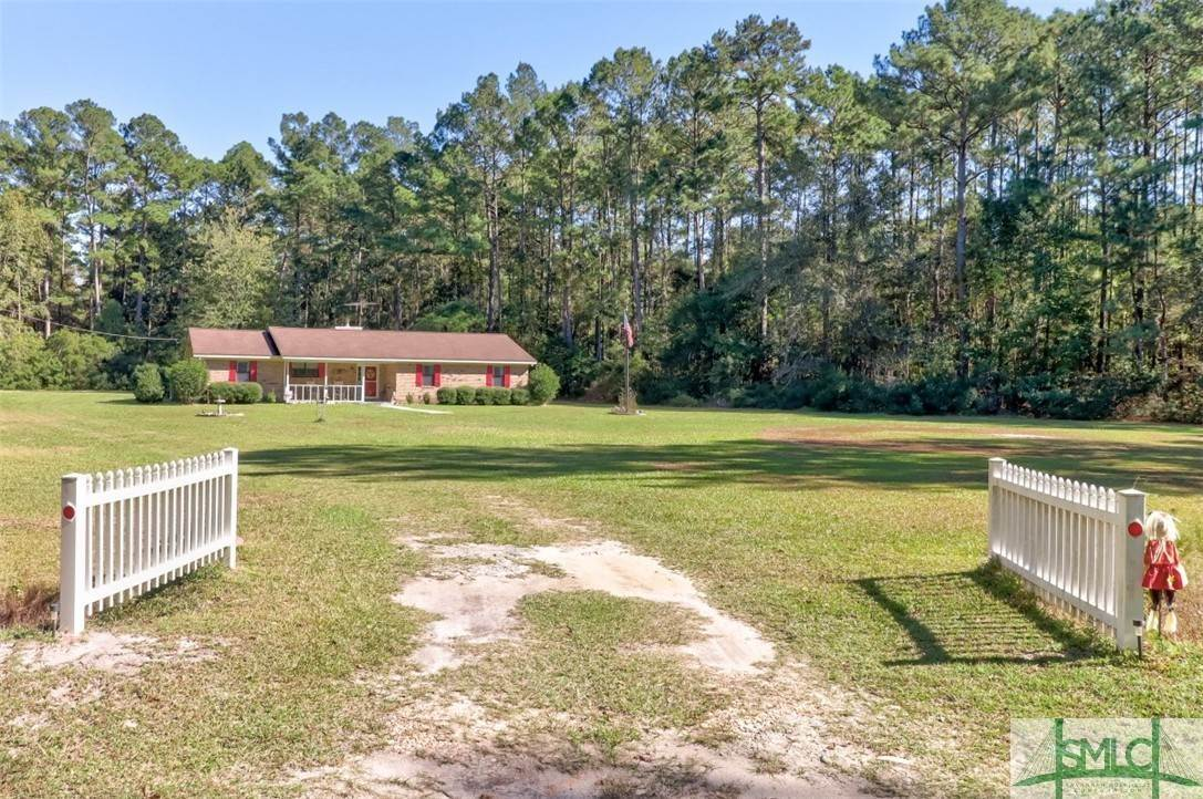 Residential for Sale at 848 Turkey Branch Rd. Road Springfield, Georgia 31329 United States