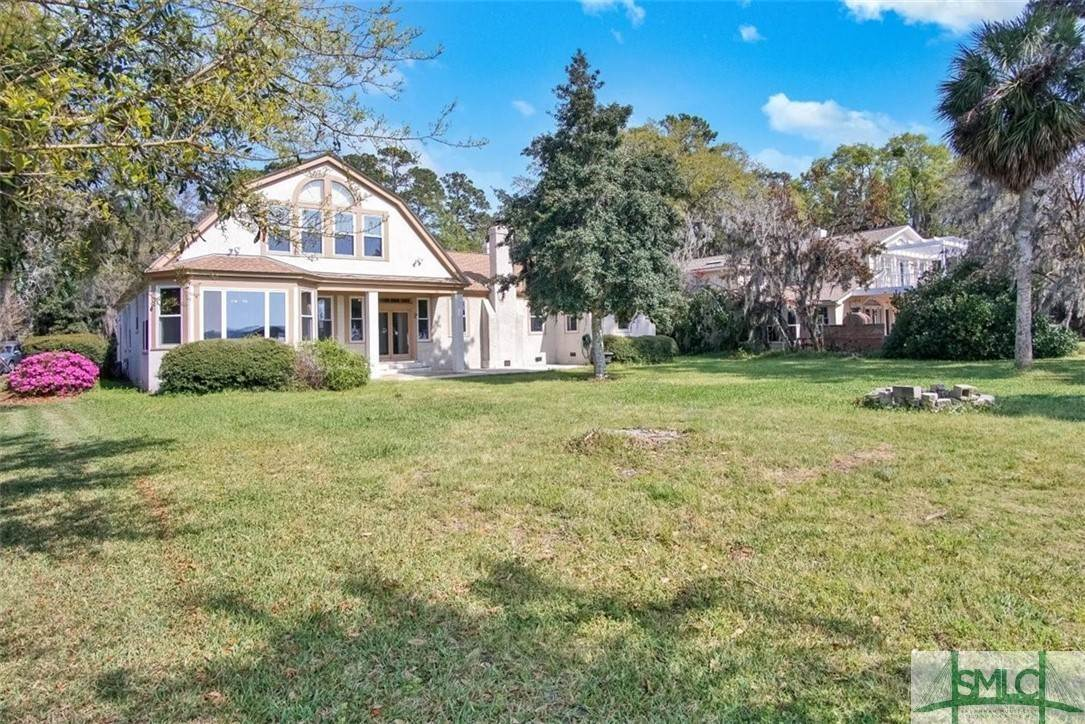 4. Residential for Sale at 730 Wilmington Island Road 730 Wilmington Island Road Savannah, Georgia 31410 United States