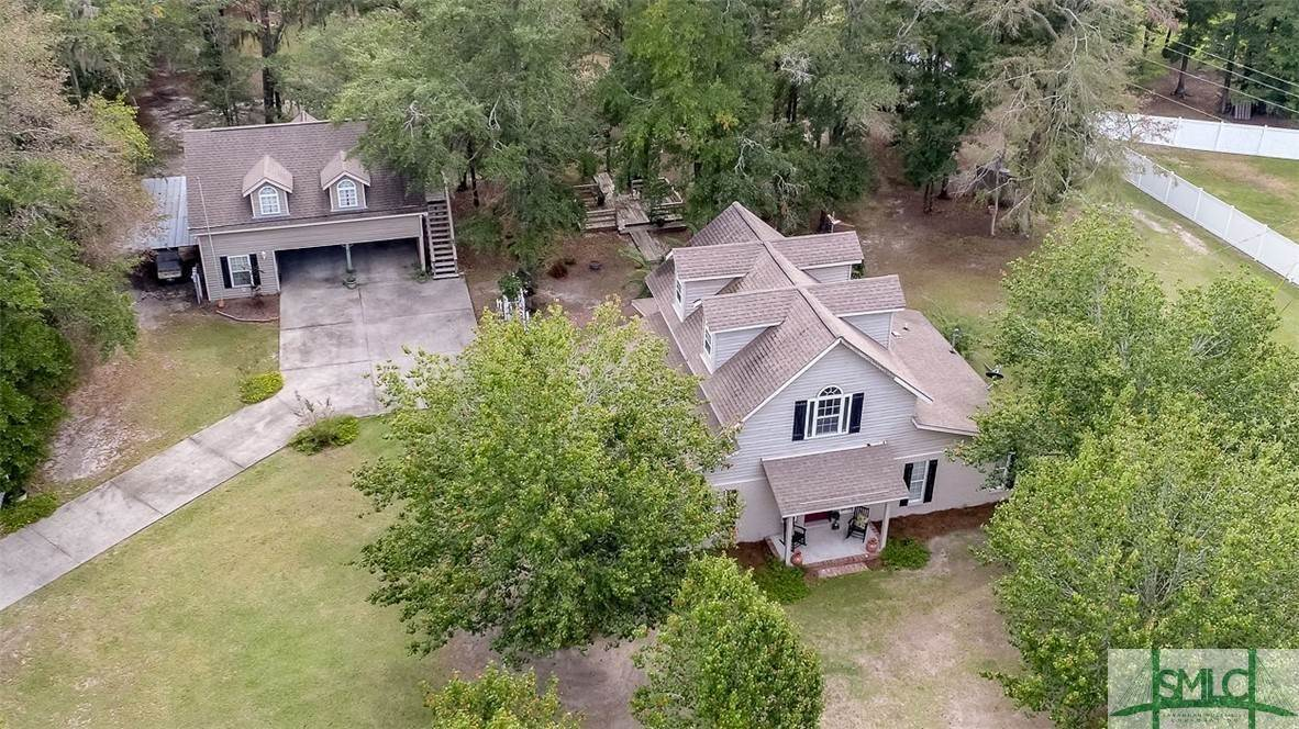 Residential for Sale at 239 Nease Road Guyton, Georgia 31312 United States