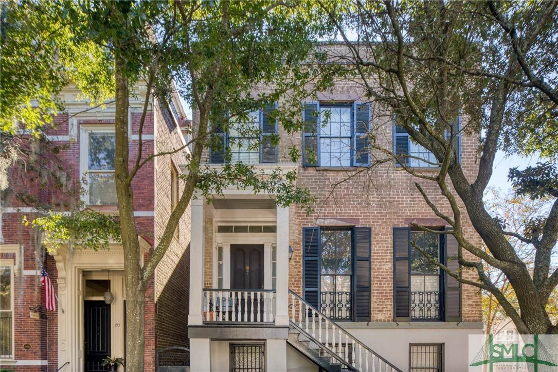 Residential for Sale at 101 E Jones Street Savannah, Georgia 31401 United States