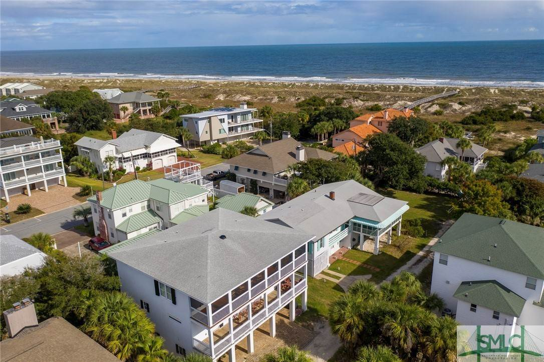 Residential for Sale at 10 8th Terrace 10 8th Terrace Tybee Island, Georgia 31328 United States