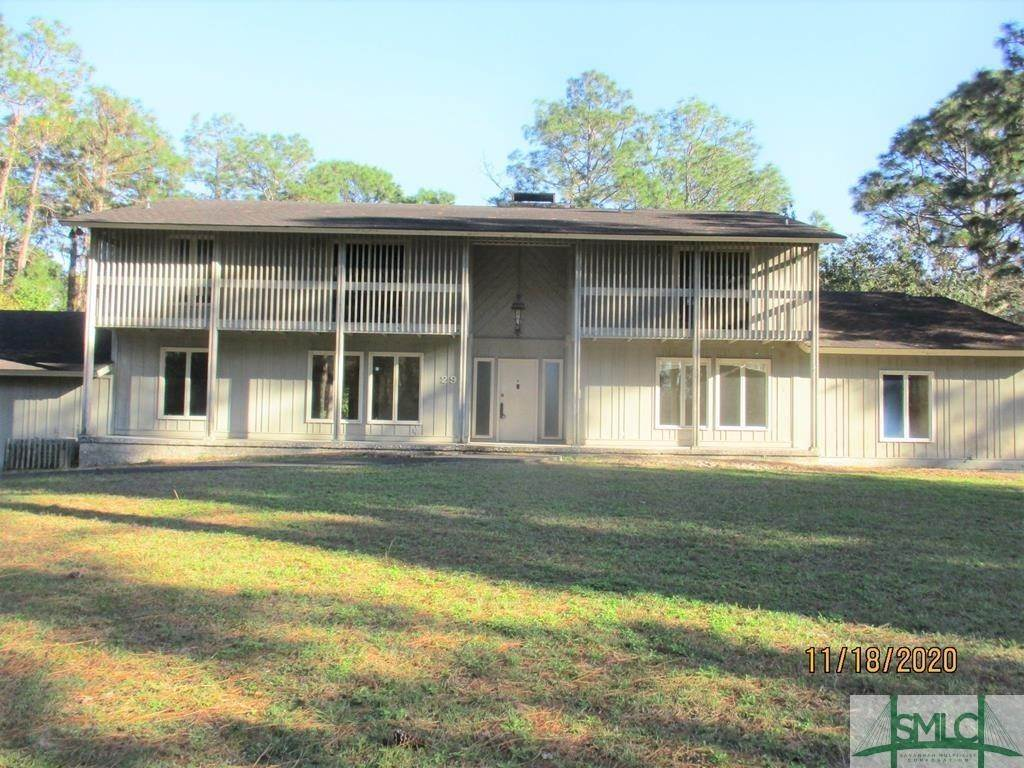Residential for Sale at 29 Pine Forest Drive 29 Pine Forest Drive Jesup, Georgia 31546 United States