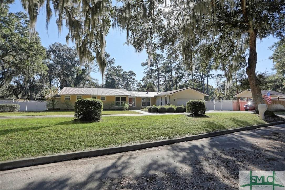 Residential for Sale at 7511 Mayer Avenue Savannah, Georgia 31410 United States